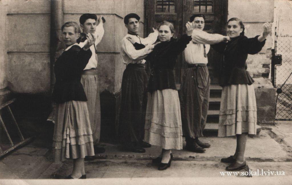 м.Сокаль, Молодіжний танець Народний Дім