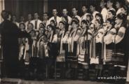Мішаний хор РБК м.Сокаль кер. І.Далик, супровід М.Міщій