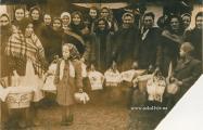 Великодні свята, парафіяни с.Волиця (Комарева)
