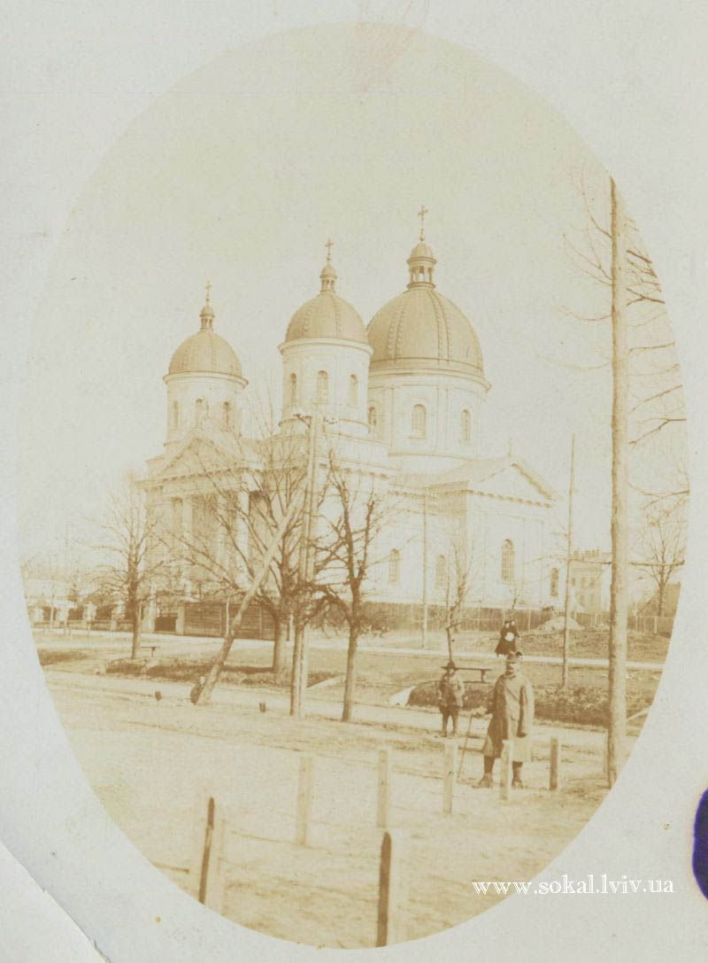м.Сокаль, Церква Петра і Павла