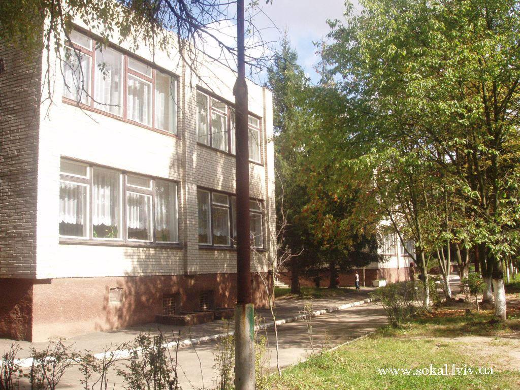 м.Сокаль, НВК