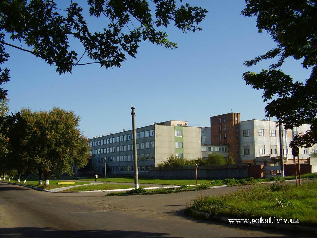 м.Сокаль, панчішна фабрика, ДП