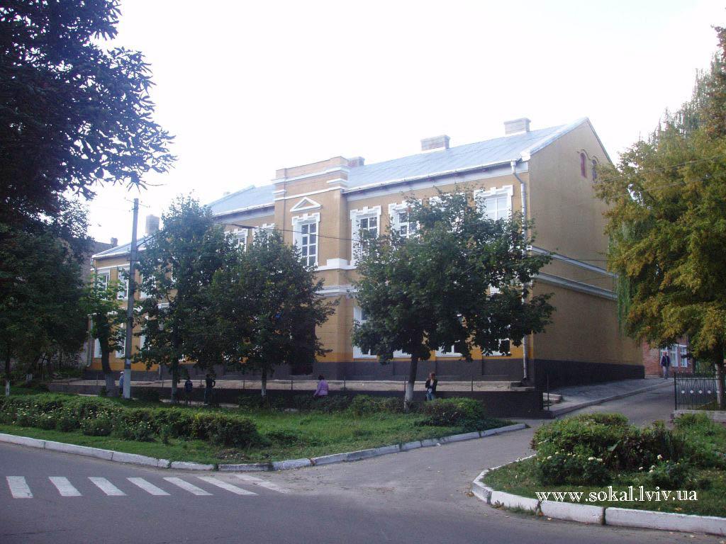 м.Сокаль, станція