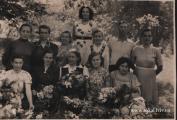 Колектив вчителів 1957/58 н.р.