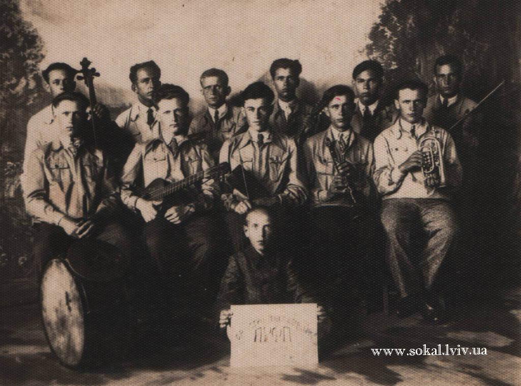 c.Двірці, Старша група оркестру
