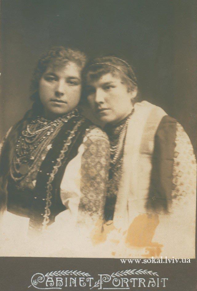 м.Сокаль, Анна і Софія Никін (сестри)