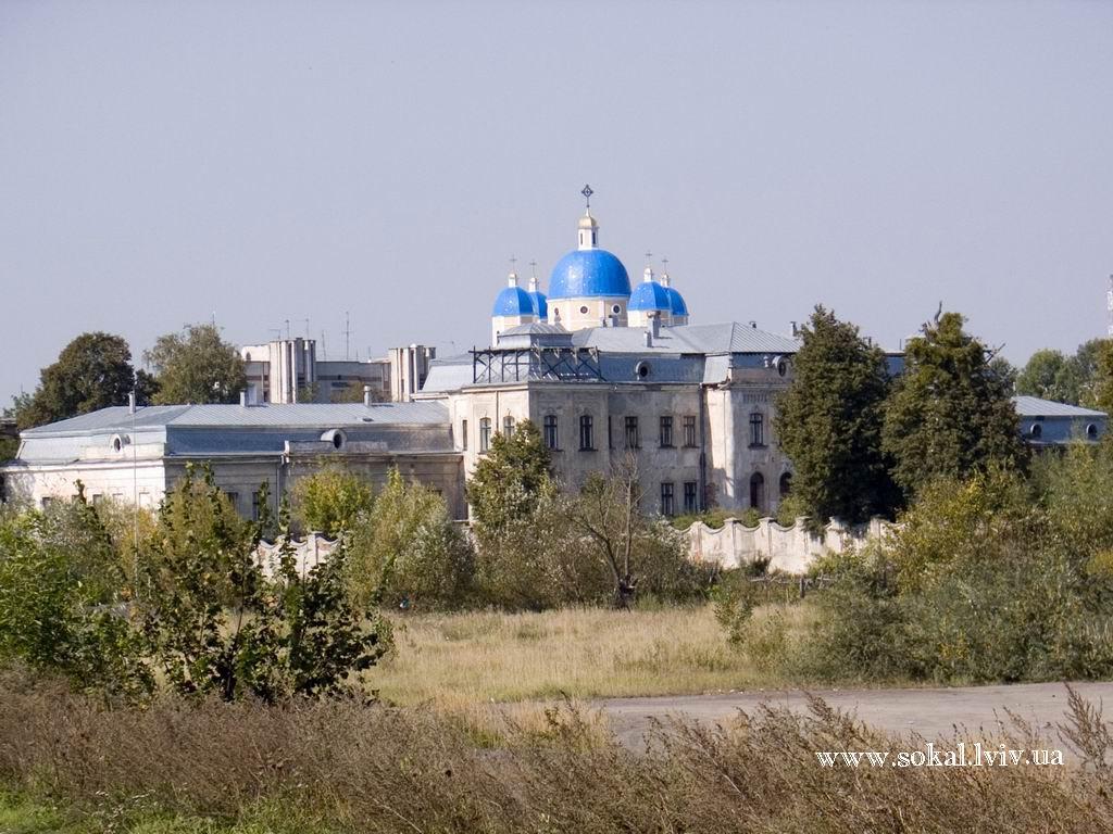м.Червоноград, Палац Потоцьких