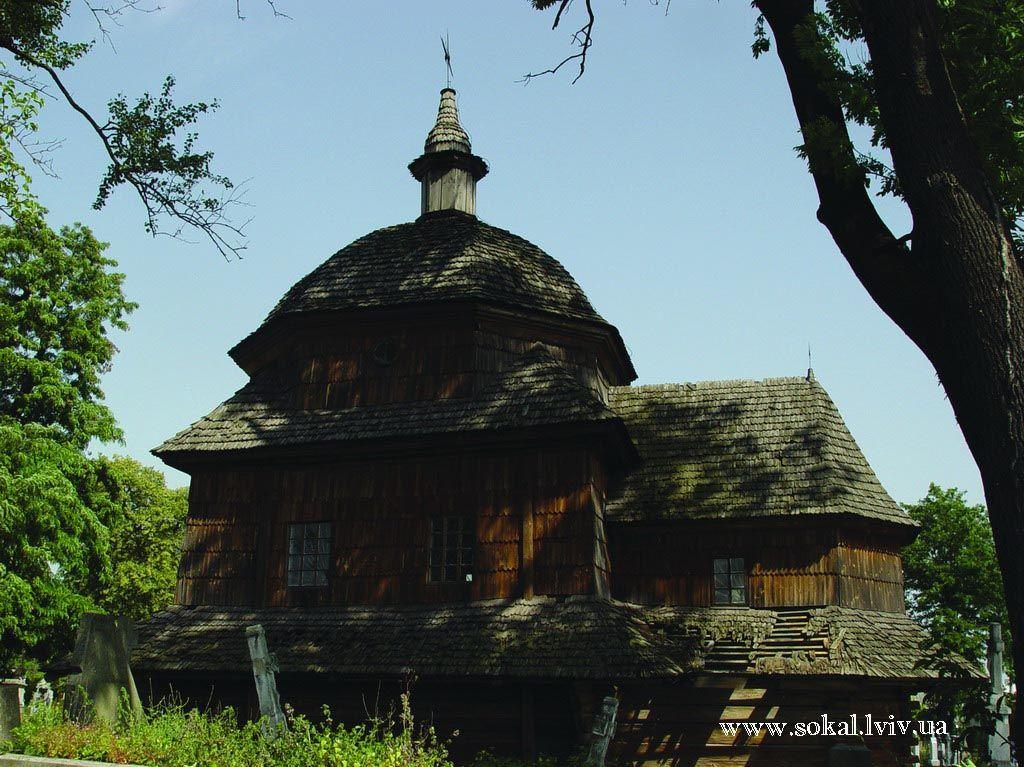 м.Белз, Церква св. Параскеви