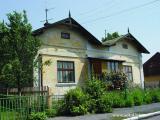 Давній белзький будиночок