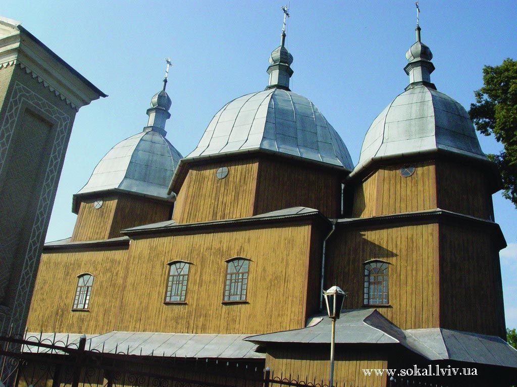 c.Теляж, Церква св. Параскевії