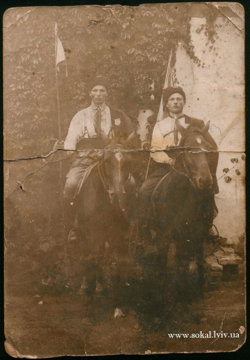 c.Волиця К, справа Омелян Петро Леськович