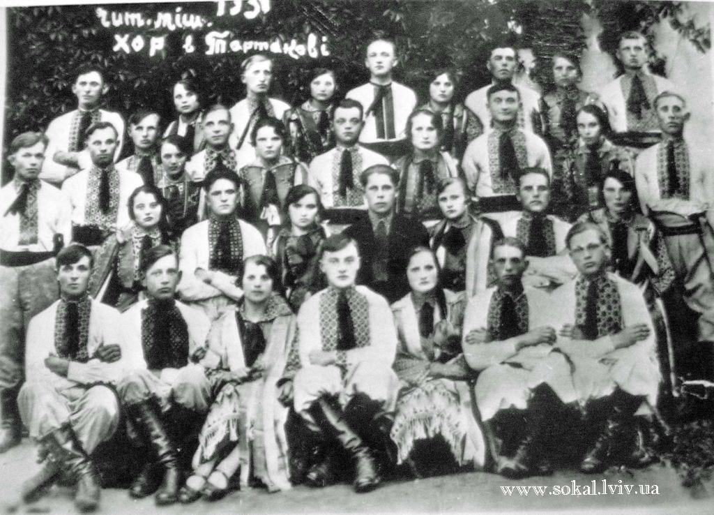 c.Тартаків, Хор