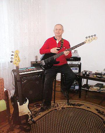 Степан Прачун.Гурт