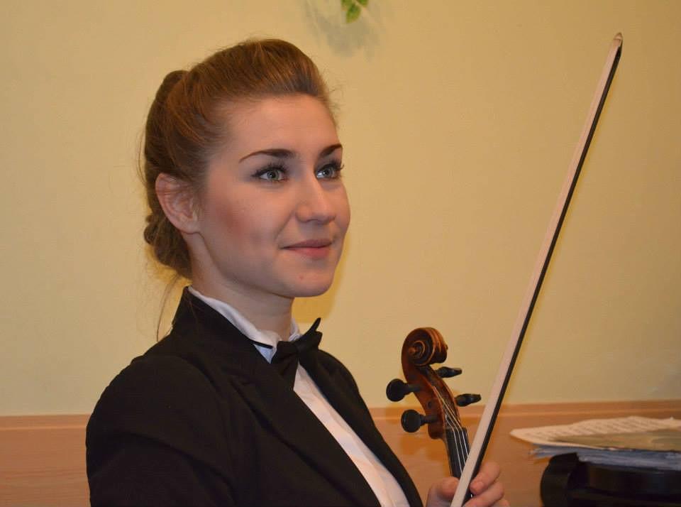 Оксана Зубенко.Наша гордість