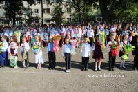 День знаньСокальський навчально-виховний комплекс «Загальноосвітня школа І-ІІІ ступенів №4- ліцей»