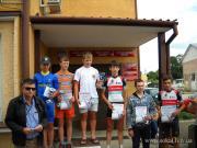 ВелопробігЗмагання у Польщі.Нагородження