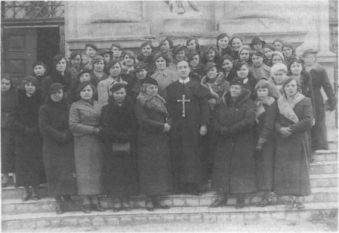 м.Сокаль, Реколекції в церкві св.апостолів Петра і Павла в Сокалі