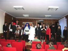 Театральне відділення Сокальської дитячої школи мистецтв імені Віктора Матюка