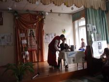 освітаПід керівництвом учителя словесності Васьків О.О. вони поринули у світ Шевченкового слова