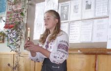 Гран-прі та гучні аплодисменти отримала учениця 4-Б класу С.Дмитрів