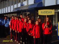 Цього року вже вшосте команда Сокальської гімназії представляла Львівщину на Всеукраїнських змаганнях у МДЦ «Артек».