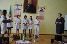 У Сокальській ЦРЛ посвятили нових медсестер