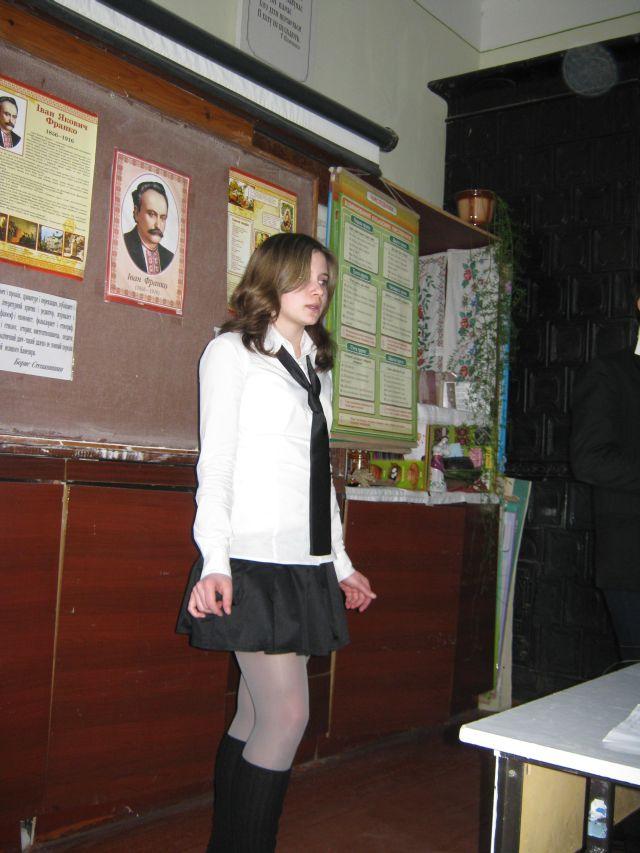 м.Сокаль, С.Марчук читає твори...