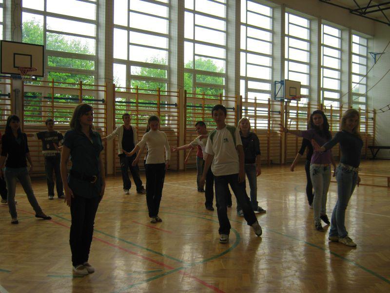 м.Сокаль, в квітні-травні цього року наші учні в рамках проекту українсько-польського обміну молоді перебували 10 днів у Польщі(м. Радечніца)Разом ми співали, танцювали..