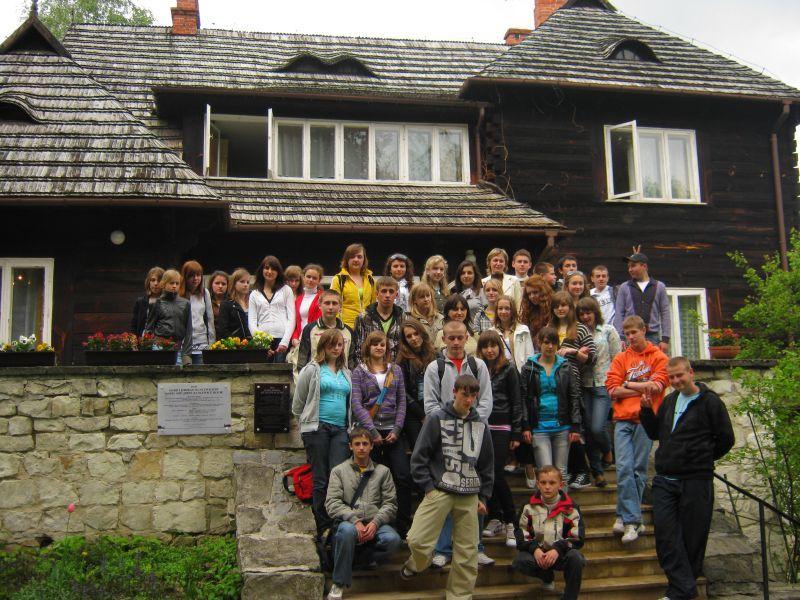 м.Сокаль, в квітні-травні цього року наші учні в рамках проекту українсько-польського обміну молоді перебували 10 днів у Польщі(м. Радечніца)10 днів пролетіло дуже швидко..