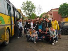 в квітні-травні цього року наші учні в рамках проекту українсько-польського обміну молоді перебували 10 днів у Польщі(м. Радечніца)10 днів пролетіло дуже швидко..