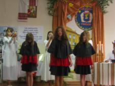 Свято останнього дзвоникаФото зі свята (зліва-направо: Х.Мигасюк, І.Шумська, В.Шмирко)