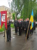 16 травня відбулося районне Свято Героїв. У ньому взяла участь чота В.Сидора-Шелеста Сокальської гімназії