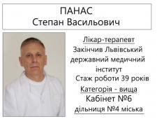 Панас С.В.