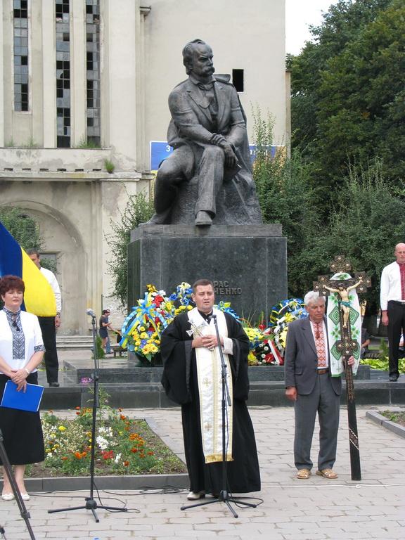 м.Сокаль, 23 серпня — День Державного прапора України