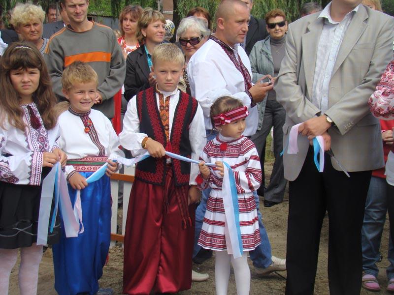 м.Сокаль, Дитячий майданчик – для родинного дозвілля