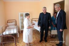 Відкрито нову амбулаторію загальної практики сімейної медицини у с.Двірці