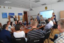 Цікаві зустрічі проходили в Сокалі із нашими партнерами з Польщі.