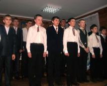 хор хлопчиків та юнаків