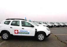 Сокальщина отримає 2 позашляховика для сільських амбулаторій